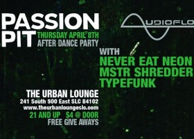 Passion Pit Afterparty