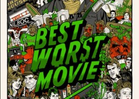 BEST WORST MOVIE - GREEN & GOLD