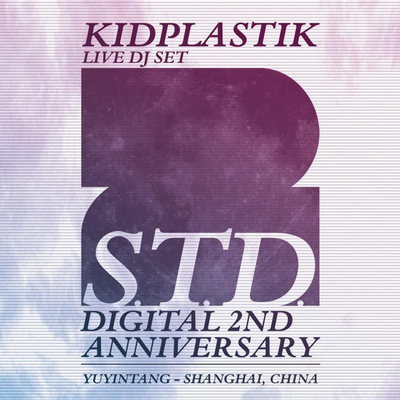 Kidplastik Live at Yuyintang